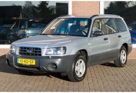 Subaru Forester 2.0 AWD X